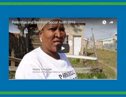 Parkridge and Bamford Social Audit 2016