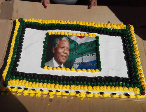 Mandela Day in Glenmore