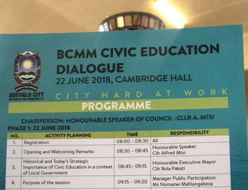 BCM Must Support Civic Education To Strengthen Democracy