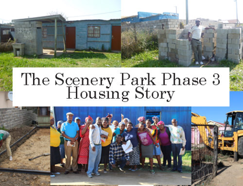 The Scenery Park Phase 3 Housing Story
