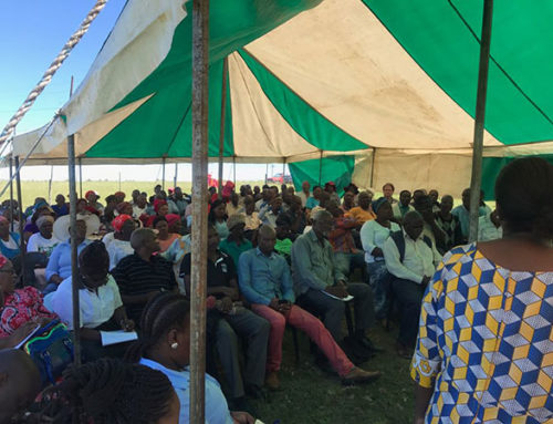 Cooperatives briefed on R600m mega farming project